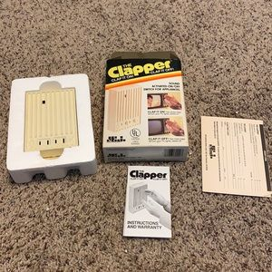 The Clapper Vintage 1984 Model